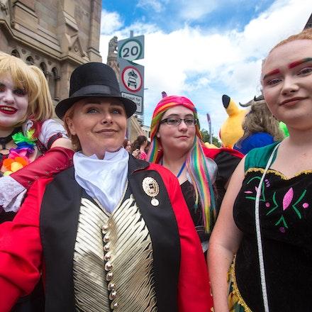 Events: Mardi Gras/Pride