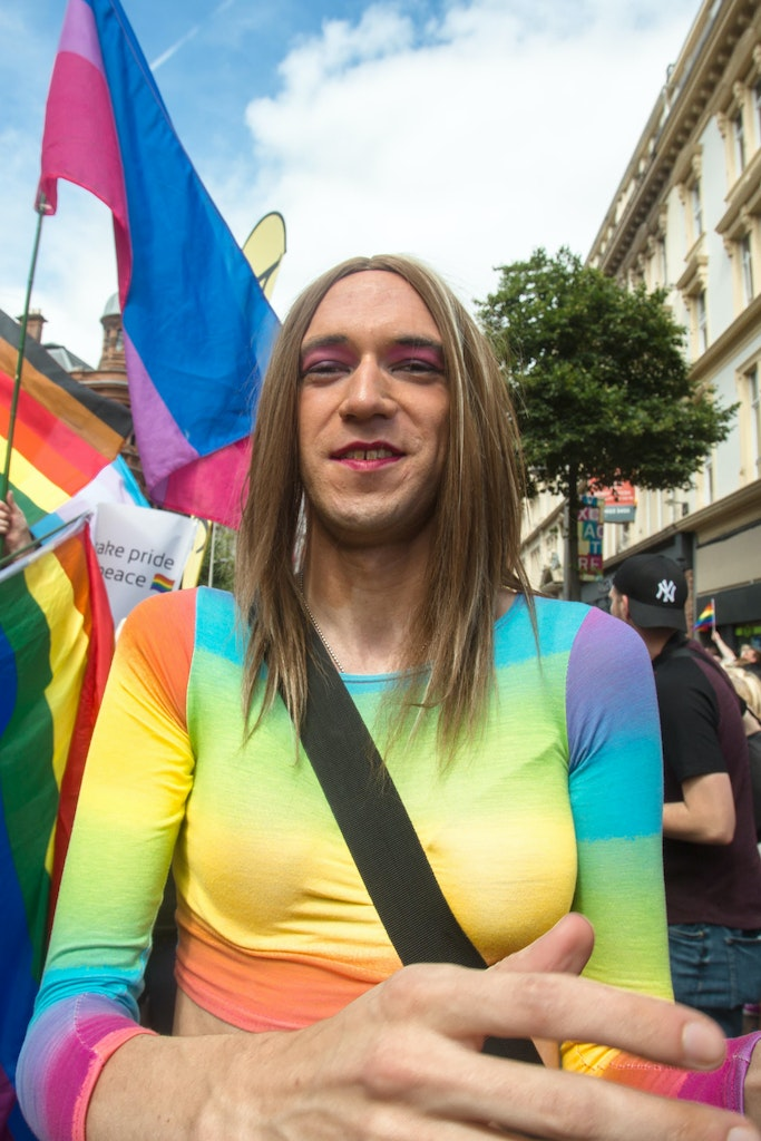 Belfast Pride - Belfast Pride was held on August 4 2018 against a political background of political paralysis in Northern Ireland. The political parties...