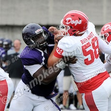 Crown Point vs. Merrillville - 9/1/18 - Merrillville defeated Crown Point 26-21 on Saturday afternoon (9/1) in Merrillville.  You will find 101 game images...