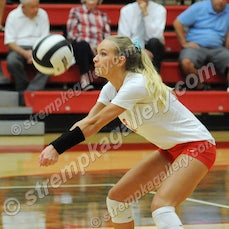 Michigan City vs. Crown Point - 9/11/18 - Crown Point defeated Michigan City in four sets on Tuesday evening (9/11) in Crown Point.  You will find 55 images...