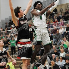 Washington Twp. vs. Valpo 12/12/18 - Valpo was a 74-32 winner over Washington Township on Wednesday evening (12/12) in Valparaiso.  Brandon Newman scored...