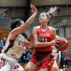 Crown Point vs. Munster - 1/10/19 - Crown Point defeated Munster 60-37 on Thursday evening (1/10) in Munster.  You will find 51 game images available for...