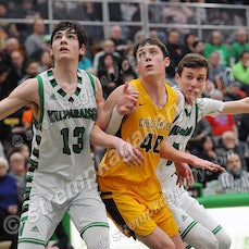 Chesterton vs. Valpo - 2/15/19 - Valparaiso won the outright Duneland Athletic Conference title with a 67-39 win over Chesterton on Friday evening (2/15)...