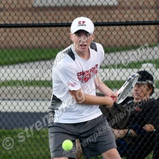 Kankakee Valley vs. Crown Point - 9/23/19 - View 87 images from the Kankakee Valley vs. Crown Point Tennis match of 9/23/19.