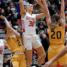 Chesterton vs. Crown Point (Girls) - 1/24/20 - Crown Point was a 60-33 winner over Chesterton on Friday evening (1/24) in Crown Point.  You will find 42...