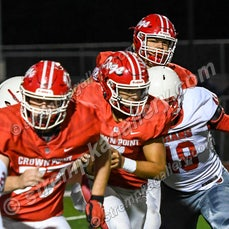 Portage vs. Crown Point - 9/18/20 - Crown Point was a 24-21 winner over Portage on Friday evening (9/18) in Crown Point.  You will find 65 images from...
