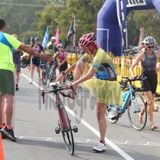 Bribie Tri 2019/20 Race 2 Sun Short Bike