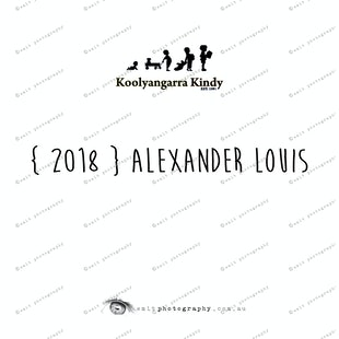 {2018} Alexander LOUIS