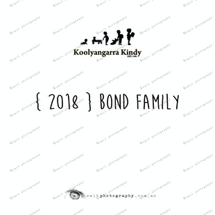 { 2018 } BOND family