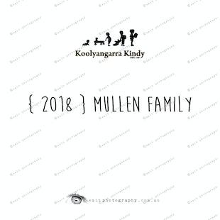 { 2018 } MULLEN family