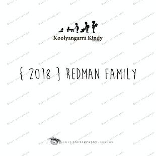 { 2018 } REDMAN family