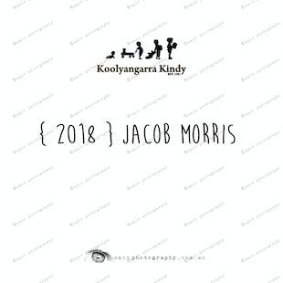 { 2018 } Jacob MORRIS