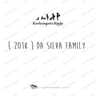 { 2018 } DA SILVA family