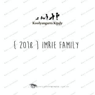 { 2018 } IMRIE family