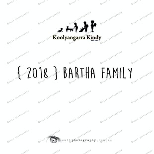 { 2018 } BARTHA family