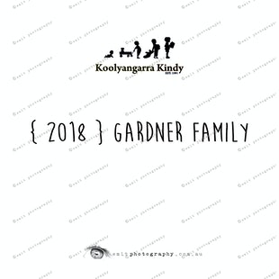 { 2018 } GARDNER family