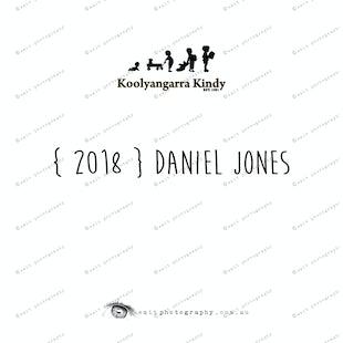 { 2018 } Daniel JONES