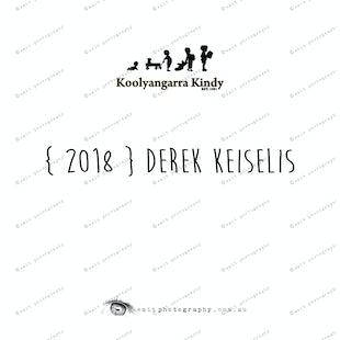 { 2018 } Derek KEISELIS