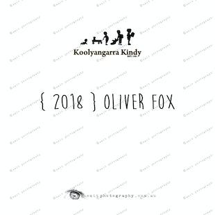 { 2018 } Oliver FOX