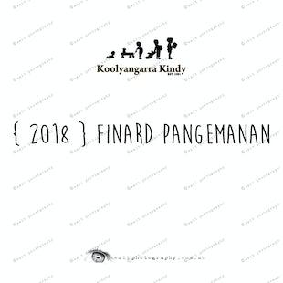 { 2018 } Finard PANGEMANAN