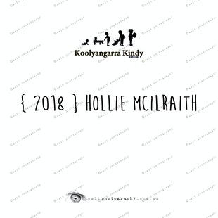 { 2018 } Hollie McILRAITH