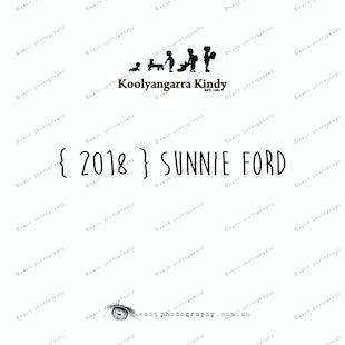 { 2018 } Sunnie FORD