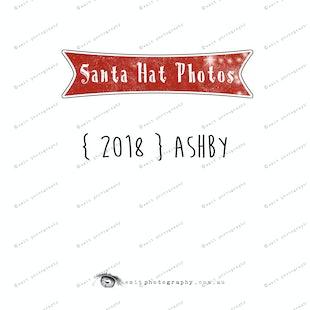 Santa Hat Photos - Ashby