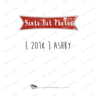 Santa Hat Photos - Ashby