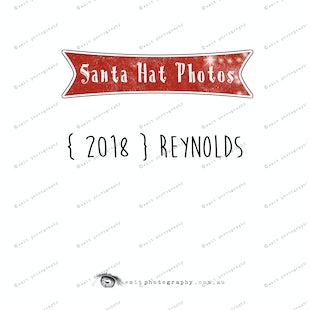 Santa Hat Photos - Reynolds