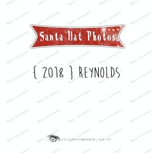 Santa Hat Photos - Reynolds