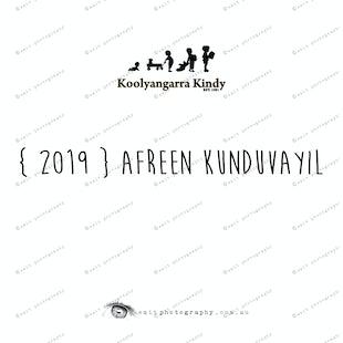 {2019} AFREEN KUNDUVAYIL