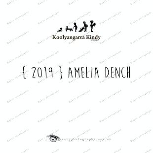 {2019} AMELIA DENCH