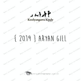 {2019} ARYAN GILL