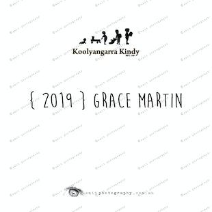 {2019} GRACE MARTIN