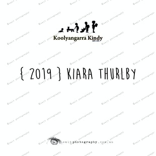 {2019} KIARA THURLBY