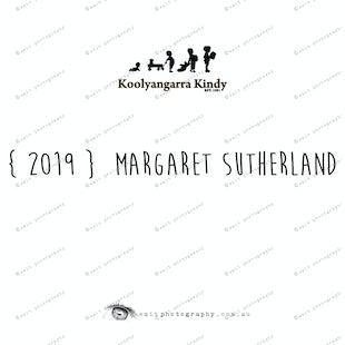{2019} MARGARET SUTHERLAND