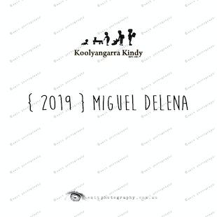 {2019} MIGUEL DELENA