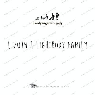 {2019} LIGHTBODY FAMILY