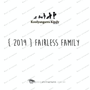 {2019}  FAIRLESS FAMILY