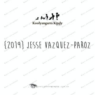 {2019} JESSE VAZQUEZ-PAROZ