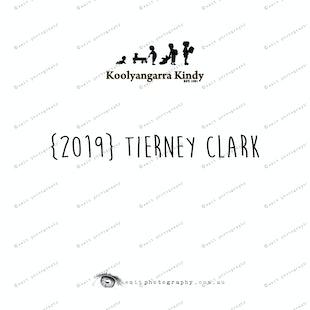 {2019} TIERNEY CLARK