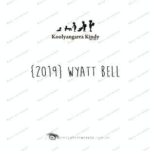 {2019} WYATT BELL