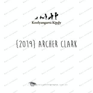 {2019} ARCHER CLARK