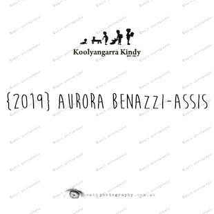 {2019} AURORA BENAZZI-ASSIS