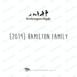 {2019} HAMILTON FAMILY