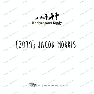 {2019} JACOB MORRIS