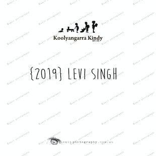 {2019} LEVI SINGH
