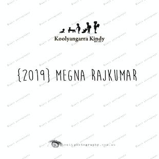 {2019} MEGNA RAJKUMAR