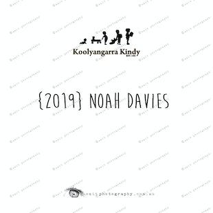 {2019} NOAH DAVIES