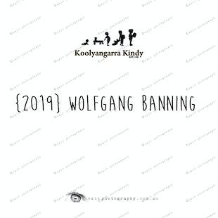 {2019} WOLFGANG BANNING